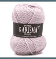 Пряжа DROPS Karisma Цвет.66 Light dusty pink/св.пыльная роза