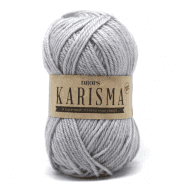Пряжа DROPS Karisma Цвет.70 Light blue grey/св.гол.бирюза