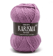 Пряжа DROPS Karisma Цвет.40 Light old pink/св.сух.роза