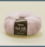 Пряжа DROPS Kid-Silk Цвет.09 Light lavenger/св.лаванда