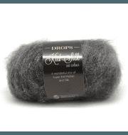 Пряжа DROPS Kid-Silk Цвет.22 Ash grey/пепельно серый