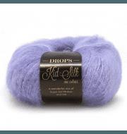 Пряжа DROPS Kid-Silk Цвет.11 Lavender/лаванда