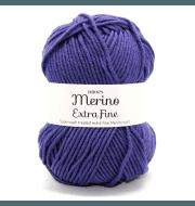 Пряжа DROPS Merino Extra Fine Цвет.21 Purple/пурпур