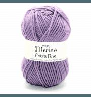 Пряжа DROPS Merino Extra Fine Цвет.22 Medium purple/св.фиолет