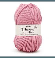 Пряжа DROPS Merino Extra Fine Цвет.25 Pink/розовый