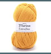 Пряжа DROPS Merino Extra Fine Цвет.30 Mustard/горчица