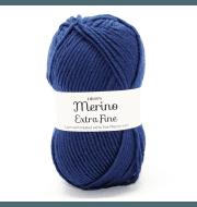 Пряжа DROPS Merino Extra Fine Цвет.20 Dark/ темн.синий