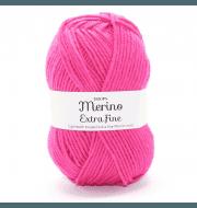 Пряжа DROPS Merino Extra Fine Цвет.17 Cerise/вишневый