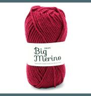 Пряжа DROPS Big Merino Цвет.12 Ярко-малиновый