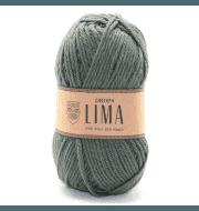 Пряжа DROPS Lima Цвет.7810 Moss green/зел.мох
