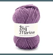 Пряжа DROPS Big Merino Цвет.10 Сиреневый