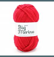 Пряжа DROPS Big Merino Цвет.18 Красный