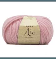 Пряжа DROPS Air Цвет.24 Розовый