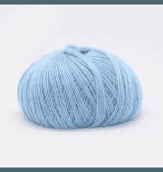 Пряжа Seam Angora Fine Цвет.144121 Голубой