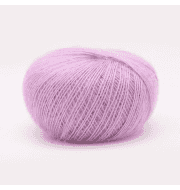 Пряжа Seam Angora Fine Цвет.153207 Сирень
