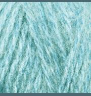 Пряжа Color City Козий пух Цвет.31015 Светло-бирюзовый