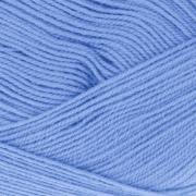 Пряжа Пехорка Детская новинка Цвет.520 Голубая пролеска