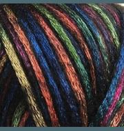 Пряжа YarnArt Melody Цвет.901 Темная радуга