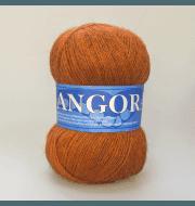 Пряжа Midara Angora 2 Цвет. 120 терракот