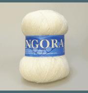 Пряжа Midara Angora 2 Цвет. 25 суровый