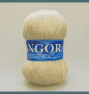 Пряжа Midara Angora 2 Цвет. 885 св.беж