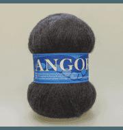 Пряжа Midara Angora 2 Цвет. 929 графит