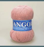 Пряжа Midara Angora 2 Цвет. 242 розовый