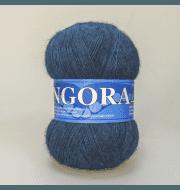 Пряжа Midara Angora 2 Цвет. 641 мор.волна