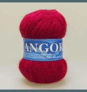 Пряжа Midara Angora 2 Цвет. 854 красный