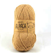 Пряжа DROPS Alpaca Цвет.302 Camel beige/ беж