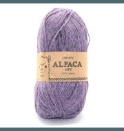 Пряжа DROPS Alpaca Цвет.4434 Purple/violet/фиолет