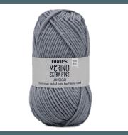Пряжа DROPS Merino Extra Fine Цвет.38 Blue fog/синий туман
