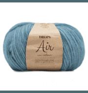 Пряжа DROPS Air Цвет.21 Sea blue/мор.волна