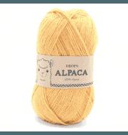 Пряжа DROPS Alpaca Цвет.2923 шафран