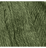 Пряжа Color City Козий пух Цвет.42008 Оливковый