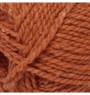 Пряжа Пехорка Вигоневая Цвет.284-Оранжевый