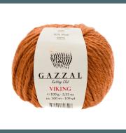 Пряжа GAZZAL VIKING Цвет.4020