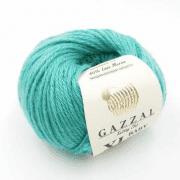 Пряжа GAZZAL Baby Wool XL Цвет.832XL Св.изумруд