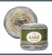 Пряжа Nako PERU COLOR Цвет.32186
