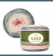 Пряжа Nako PERU COLOR Цвет.32183