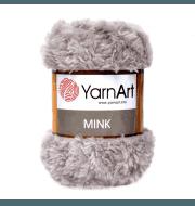 Пряжа YarnArt Mink Цвет.337 Светло бежевый