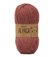 Пряжа DROPS Alpaca Цвет.9024