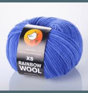 Пряжа RAINBOW BIRD XS RAINBOW WOOL Цвет.Blue dream