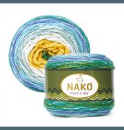 Пряжа Nako PERU COLOR Цвет.32191