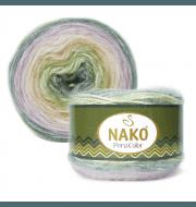 Пряжа Nako PERU COLOR Цвет.32185