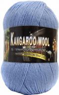 Пряжа Color City Kangaroo wool Цвет.300 Голубой