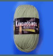 Пряжа Color City Kangaroo wool Цвет.2400 Светло-оливковый