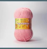 Пряжа Камтекс Бамбино Цвет.54 Розовый супер