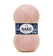 Пряжа Nako Mohair delicate Nako Цвет.11183