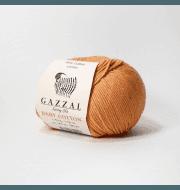 Пряжа GAZZAL Baby Cotton Gazzal Цвет.3465 Терракот